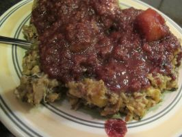 Cherry-Plum Criminara N Chicken-Broccolette Rice 3 by Windthin
