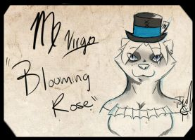 Catalina- Blooming Rose by MadCheshireFox