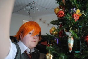 griffindor christmas by simplyfrank