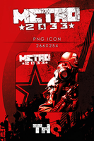 Metro 2033 by sickhammer