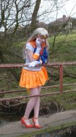 Thinking Of You - Super Sailor Venus Cosplay by EchoCat39