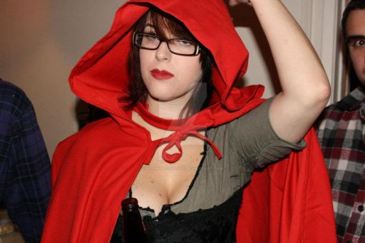 Red Riding Hood by voodoo-doll-152
