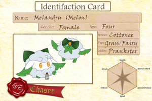 Melandru: Pokemon Shard Chaser by Hawksfeathers97