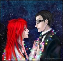William x Grell by Puppet-Girl86