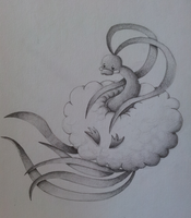 Altaria by Valodeon