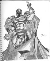 magneto by angellight07