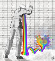 Vomiting Rainbows by Thndr