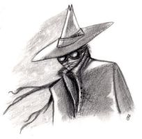 The Invisible Man by BunnyBennett