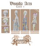 Dissidia Aces Cycle 04 Prelim by aurahunter
