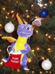 ( StD ) Spyro Getting Festive for Christmas Time by KrazyKari