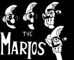With The Marios by TheTitan99