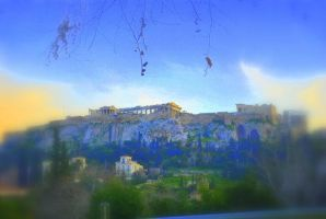 Acropolis - Highest City by kohtalo8