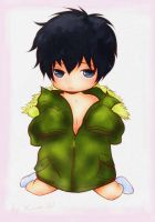 Kid Hibari by Xin-W