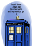 Doctor Who Valentines by purple-owls