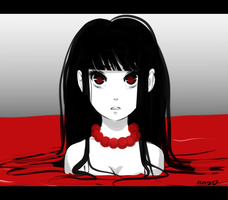 ::Red Pool:. by Mangostaa