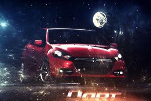 Dodge Inspired by You Contest(Work 1) by SIMONGABRIEL