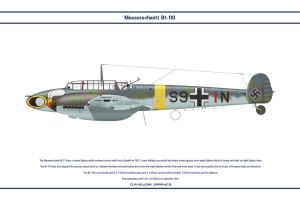 Bf 110 C SKG210 1 by WS-Clave