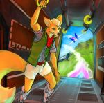 Hanging in the Cargo Bay by ShaneGDraco