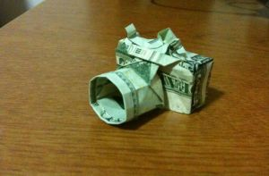 Dollar Bill Camera Redux by Zadimortis