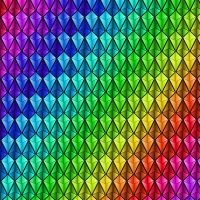 Rainbow Crystal Pattern by Humble-Novice
