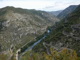 Cevennes - Gorge du Tarn by Chihito