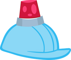 Safety Hat Vector by TheSharp0ne