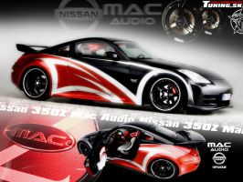 Nissan 350Z Tuning by TuningmagNet