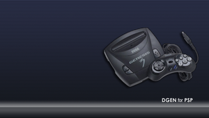 PSP DGEN Background by freaky-design