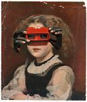 The girl and the viewmaster by derkert