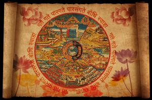 May all beings be liberated by hanciong