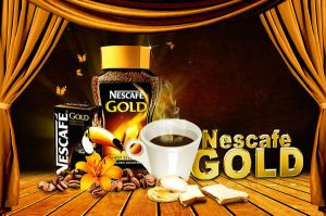 Nescafe Gold by Oceandeep76