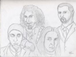 System of a down by ZombieHip-Hop
