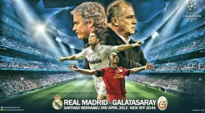 Real Madrid - Galatasaray by jafarjeef