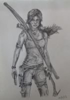 Tombraider 2013 by shezzor