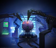 BrainRewiring by AlMaNeGrA