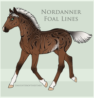 Nordanner Foal 6821 by RW-Nordanners