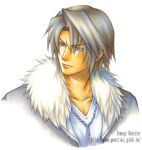 Squall by OmegaBooster