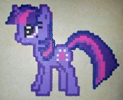 MLP--TwilightSparkle by IAmArkain