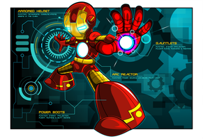 Ironman by kudoze