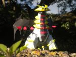 Giratina Papercraft. by ElvisDitto