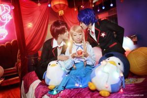Mawaru Penguindrum - The Destination Of Fate by vaxzone