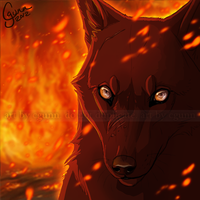 Shadows of the Flame by InstantCoyote