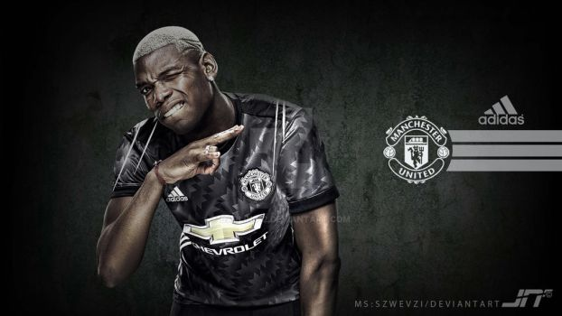 Paul Pogba. S.A.E! by darling12