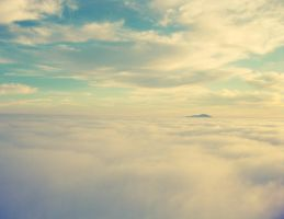 Kingdom Above the Clouds by T-a-g-g-e-r