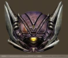 Shockwave Movie Head Design by MitGas