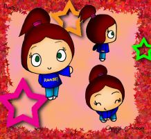 Darby - In Pucca Style - :D by capcappucca222