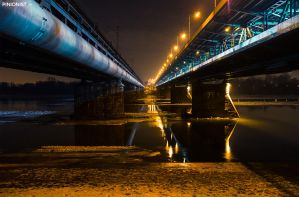 Gdanski Bridge B by Pinionist