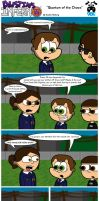 Quantum of the Chows by DairyBoyComics