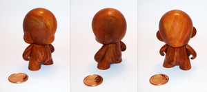 Wooden Munny by Bone-Fish14