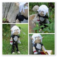 Fenris, Dragon Age II by VineyardElf